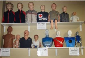 CPR Dummies